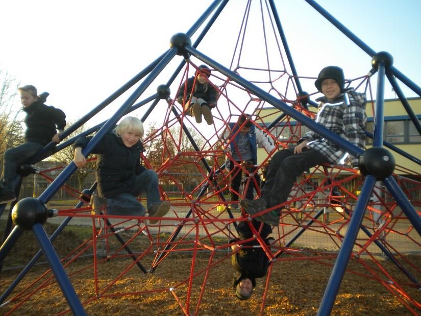 Klettergerüst Bilder : Grundschule schulhof klettergerüst verbundschule bad rappenau